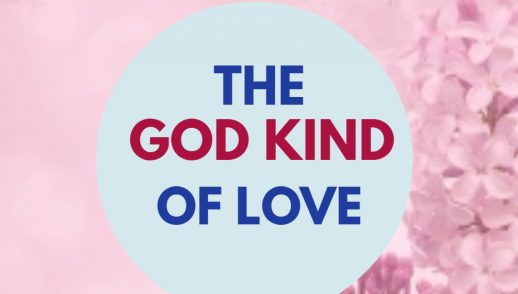 THE GOD KIND OF LOVE by Rev Tony Akinyemi
