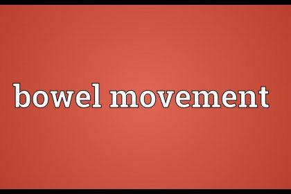 5 SIMPLE WAYS TO ENHANCE BOWEL MOVEMENT