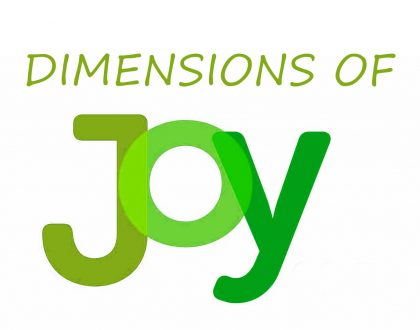Dimensions Of Joy