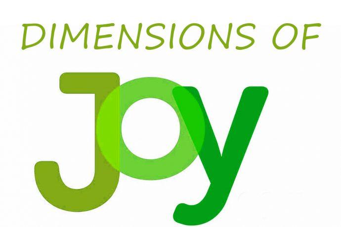 Dimensions Of Joy