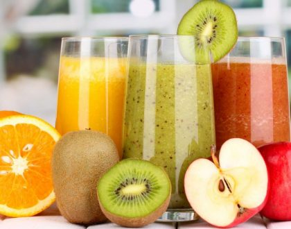 Juices & Smoothies For Health, Healing & Pleasure by Rev Tony Akinyemi -Episode 1