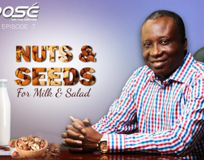 Seeds & Nuts (Expose) - Rev Tony Akinyemi